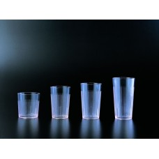 Tumbler; polycarbonate 350ml 72/ctn