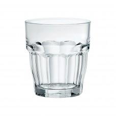 Glass; Rock Bar 270ml 6/ctn