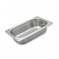 Gastronorm Steam Pans - 1/4 Size 100mm