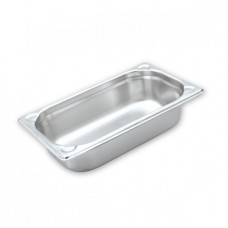 Gastronorm Steam Pans - 1/4 Size 65mm deep