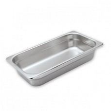 Gastronorm Steam Pans - 1/3 Size 325 x 175mm x 100mm deep