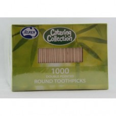 Toothpicks - Double Ended 1000pk