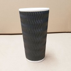 Coffee Cups; triple wall 20oz - 25 per pack