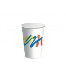 Paper Cup; 12oz cold drink carnivale 20 x 50pk/ctn 1000/ctn