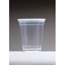 15oz (425ml) Clear Plastic Cups