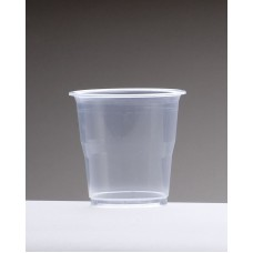 7oz (200ml) Clear Plastic Cups