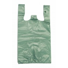 Large Recycled Plastic Carry Bags 2000/ctn