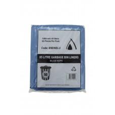 85L Blue Garbage Bags 500/ctn