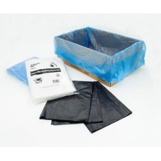 Carton Liners; non-entrapment natural HDPE 64x64+39cm 500ctn