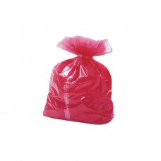 Laundry Bags; dissolvable 711 x 991mm red 250/ctn