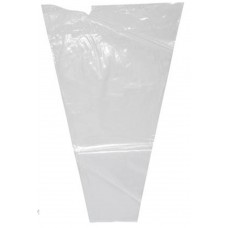 No.4 Herb Sleeves 350 x 245mm + 90mm 30UM Plain 1000/ctn