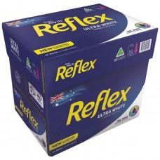 A4 Paper; Reflex Ultra White 80gsm 5 x 500sheets/ctn