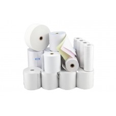 Thermal roll; 60mm wide x 104mm x core dia 38mm 24rolls/ctn