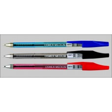 Pen;Osmer Medium ballpoint blue 12/pk