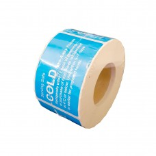 Food Preparation Labels 73 x 48mm COLD 500/roll