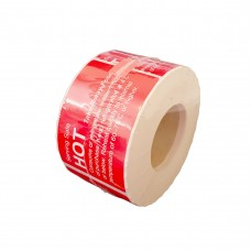 Food Preparation Labels 73 x 48mm HOT 500/roll