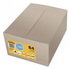 B4 353 x 250mm Gold PNS Envelopes 250/ctn