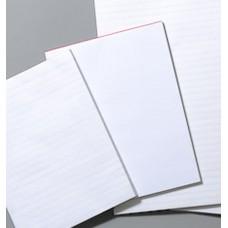 "Scribble Pad; 6"" x 4""  min 10/pack"