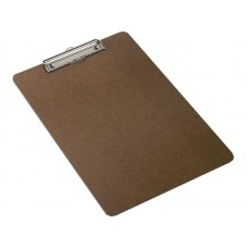 Clipboard Masonite 3mm Wire Clip