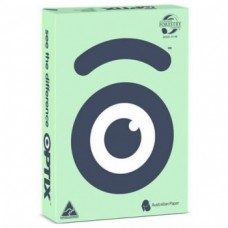 A4 Card - 160g Optix - Copra Green 200pk