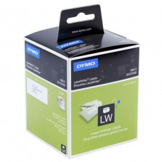 Tape; Dymo labelwriter 89 x 36mm 260/roll